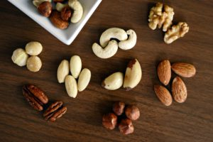 nuts,fruits,vegetables,weight loss