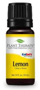 lemon essential oil,plant therapy