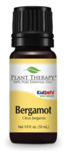 Bergamot essential oil,Plant Therapy