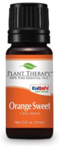 Orange Sweet essential oil,Plant Therapy