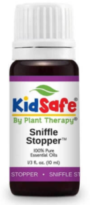 Sniffle Stopper essential oil,plant therapy