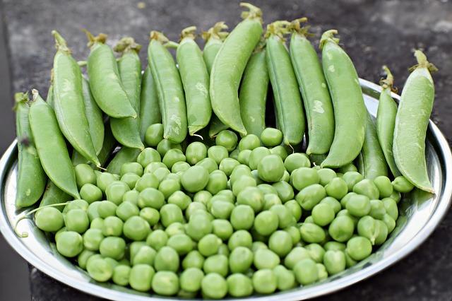 Beans,Peas,Thiamin,vitamin B1