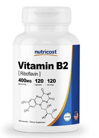 Vitamin B2,Riboflavin,supplements