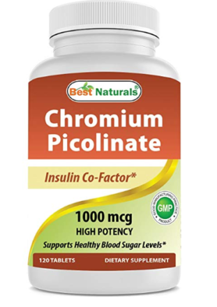 chromium picolinate,supplement