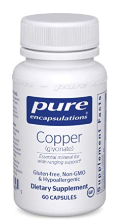 Copper,glycinate,supplement