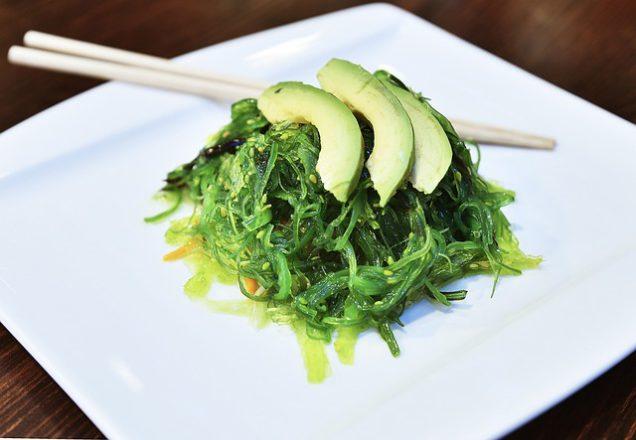 Seaweed,iodine,mineral