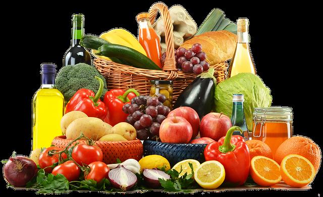 minerals,vitamins,food