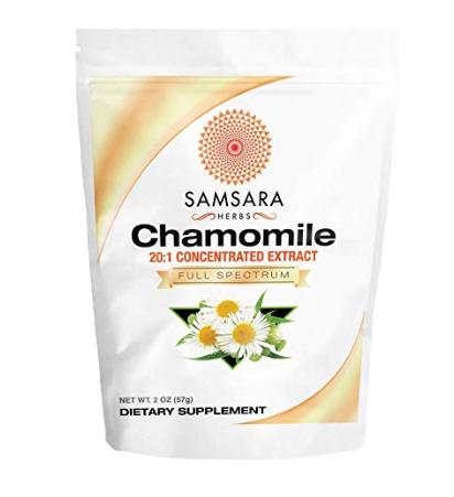 Chamomile, chamomile mask,scalp