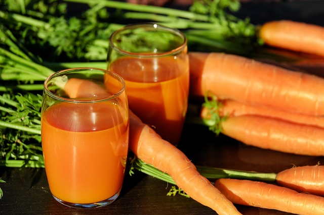 Carrot juice,carrot juice mask,folk remedy for hair loss