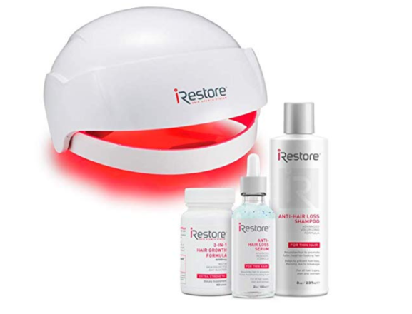iRestore Laser Hair Growth System,how to prevent hair loss in men